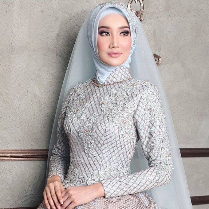 Gester Muslim Bridal by Gester Bridal & Salon Smart Hair - 025