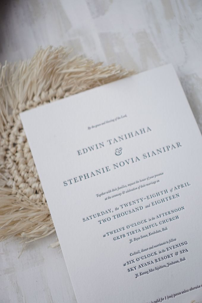 Edwin & Stephanie by The Fine Press - 003