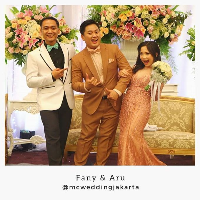 Bilingual Wedding of Fany & Aru by MC Wedding Banna - 003