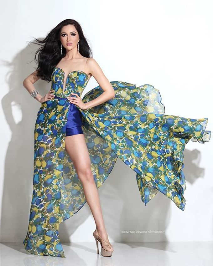 Evening Gown  by Tommy Pancamurti - 013