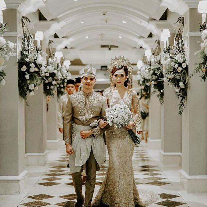 The Wedding of Izan & Okira by Chandani Weddings - 013