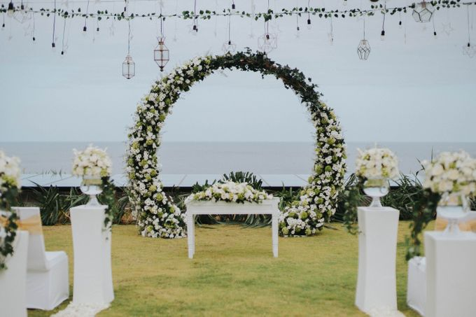 The Wedding of Chris & Mona by Varawedding - 004