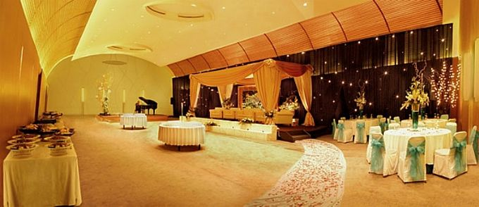Wedding Experience at Alila Jakarta by Sparks Luxe Jakarta - 010