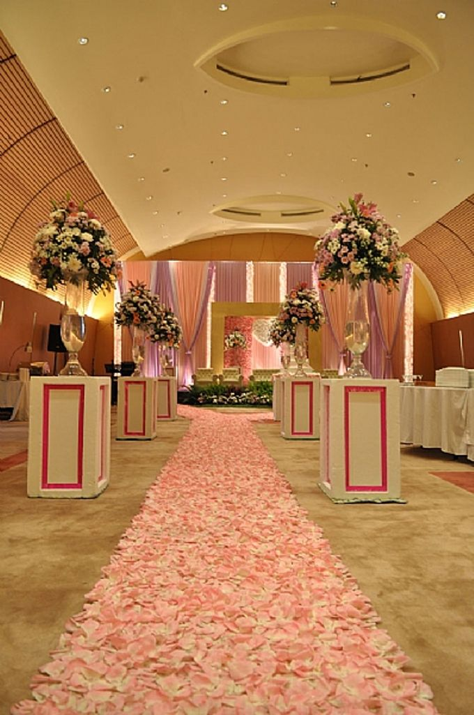 Wedding Experience at Alila Jakarta by Sparks Luxe Jakarta - 009