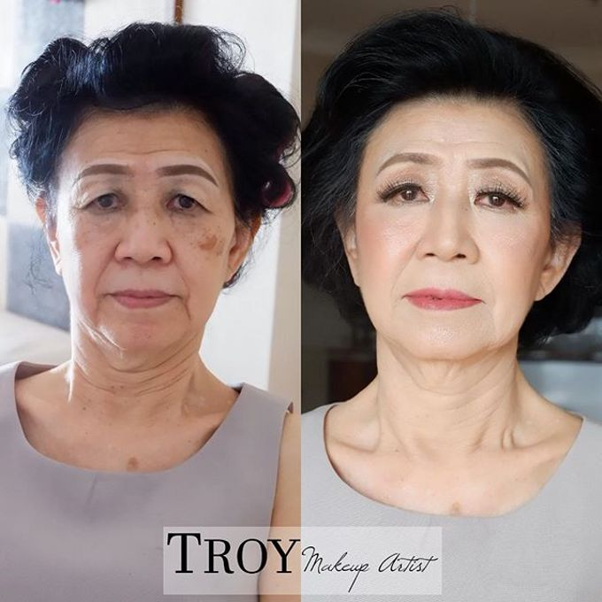 Mature women makeup 2 by Troy Makeup Artist - 020