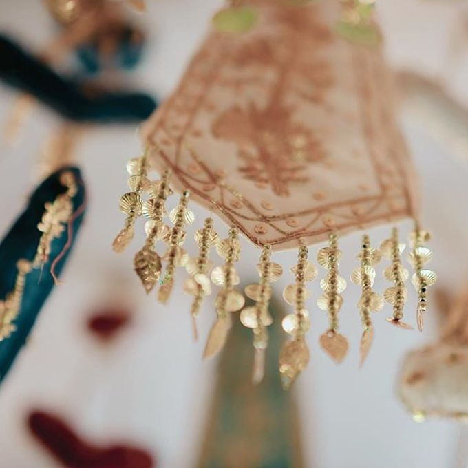 The Wedding of Vika & Satya by Chandani Weddings - 009