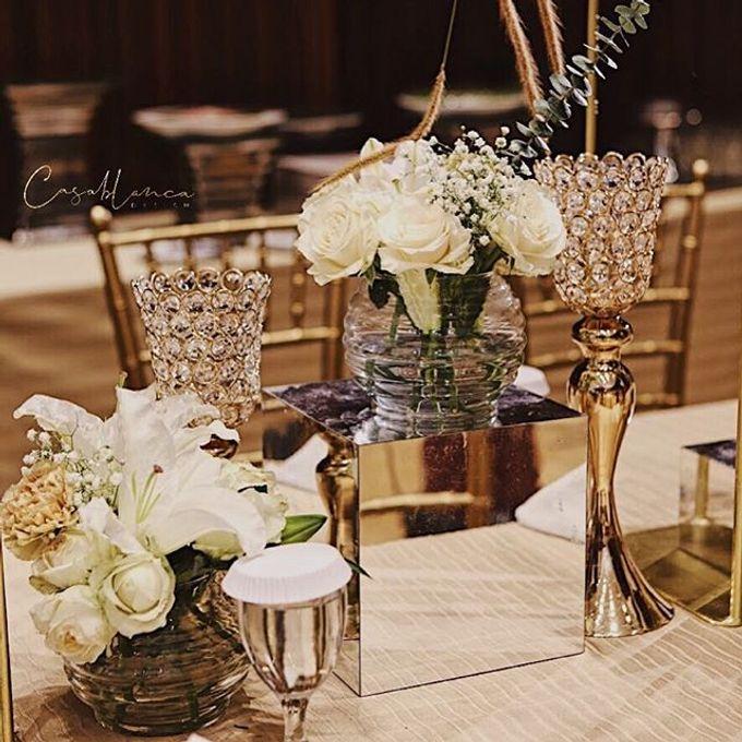 Wedding of Adrian and Patricia by Casablanca Design - 004