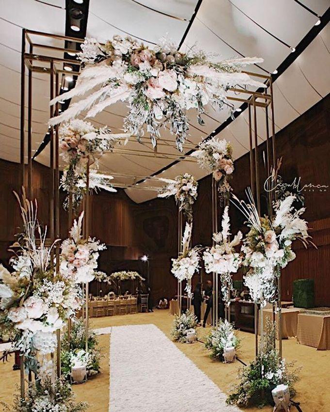 Wedding of Adrian and Patricia by Casablanca Design - 005