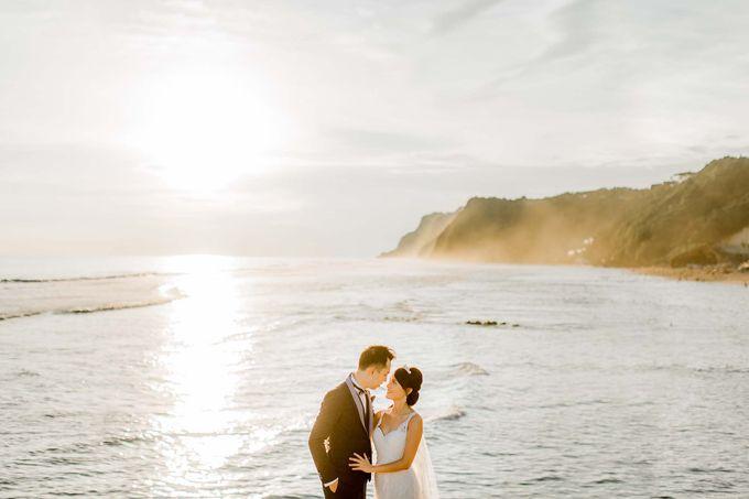 John & Emily Pre-wedding by Bali Pixtura - 011