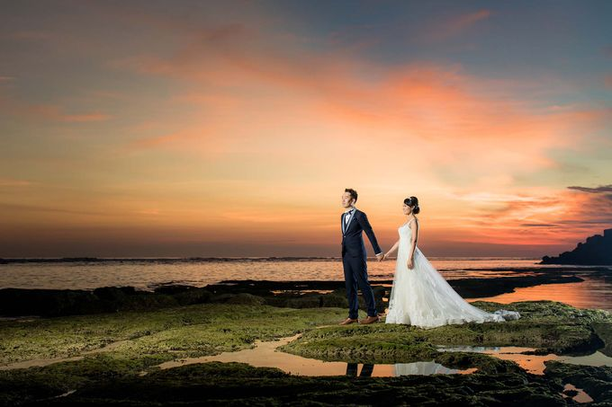 John & Emily Pre-wedding by Bali Pixtura - 014