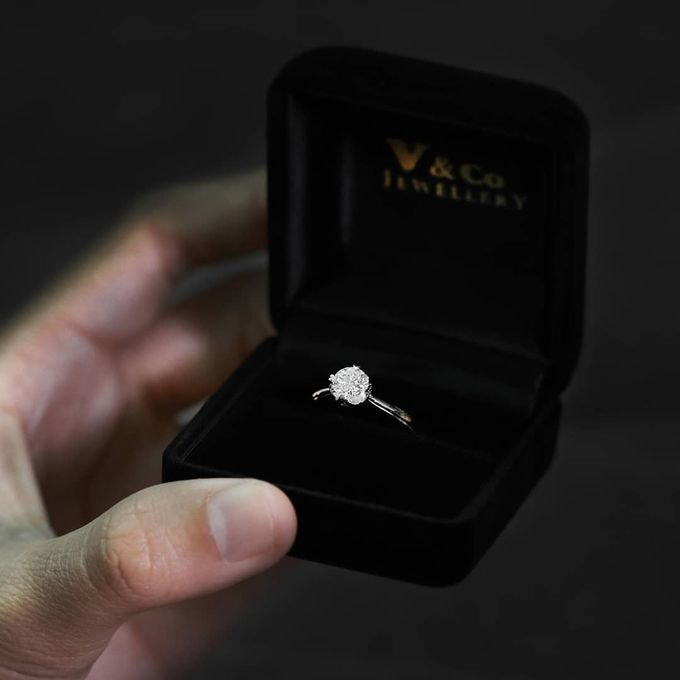 Diamond Ring V&Co Jewellery by V&Co Jewellery - 005