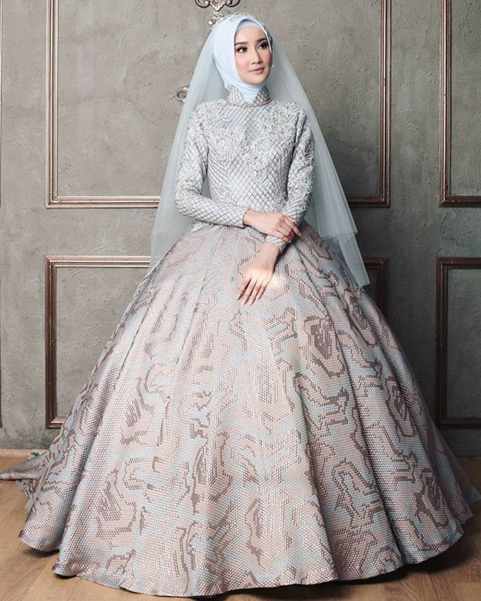 Gester Muslim Bridal by Gester Bridal & Salon Smart Hair - 026