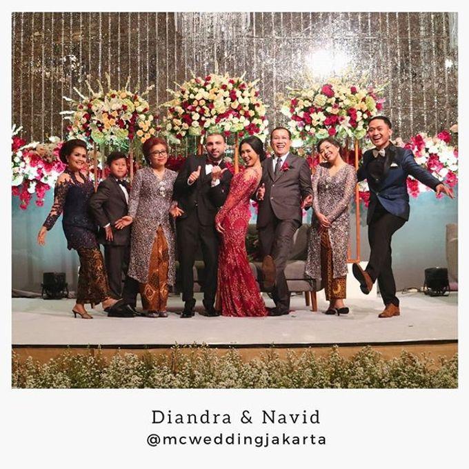 Bilingual Wedding reception of Diandra & Navid by MC Wedding Banna - 001