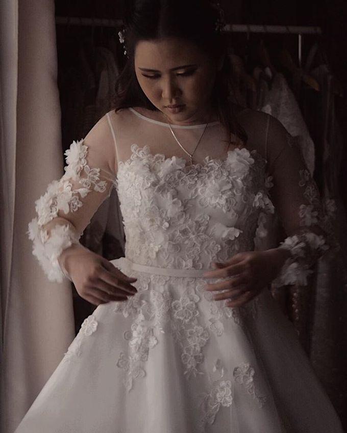 WEDDING OF DANIE AND CARLA SHERLITA by VEZZO STUDIO by Christie Basil - 012