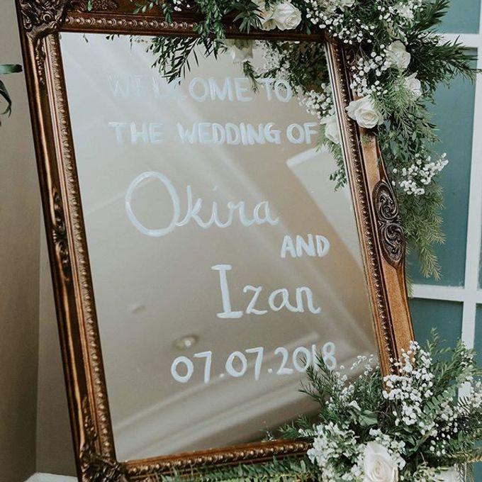 The Wedding of Izan & Okira by Chandani Weddings - 010