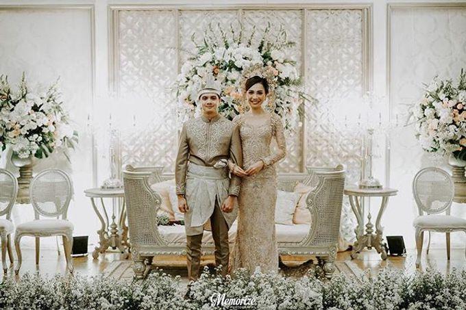 The Wedding of Izan & Okira by Chandani Weddings - 007
