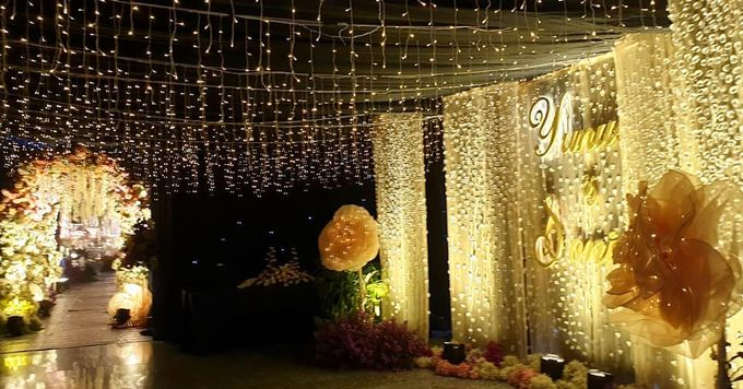 The Royal Wedding Of Yunus & Sonia by Eden Design - 001