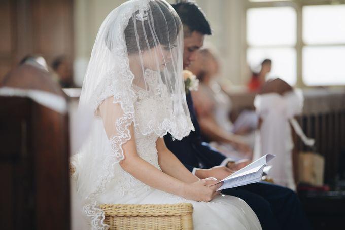 The Wedding of  Ferry & Okta by Satori Planner - 020