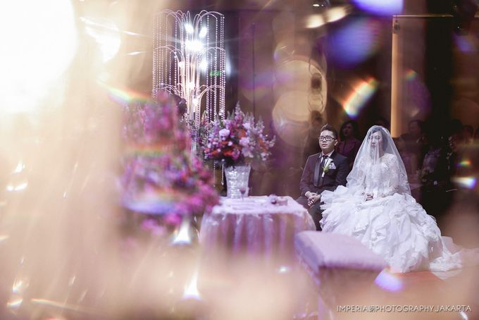 Yonathan & Dina Wedding by Imperial Photography Jakarta - 037