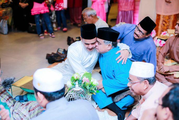 Zuhairah & Fuad by The Rafflesia Wedding & Portraiture - 036