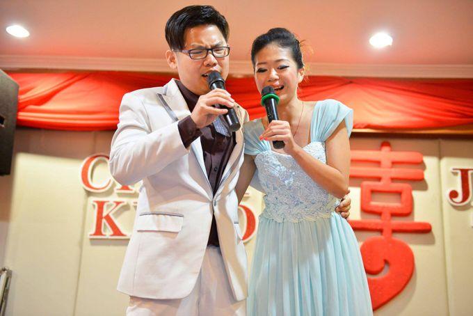 Cindy & Jason by Faith Wedding Event - 047
