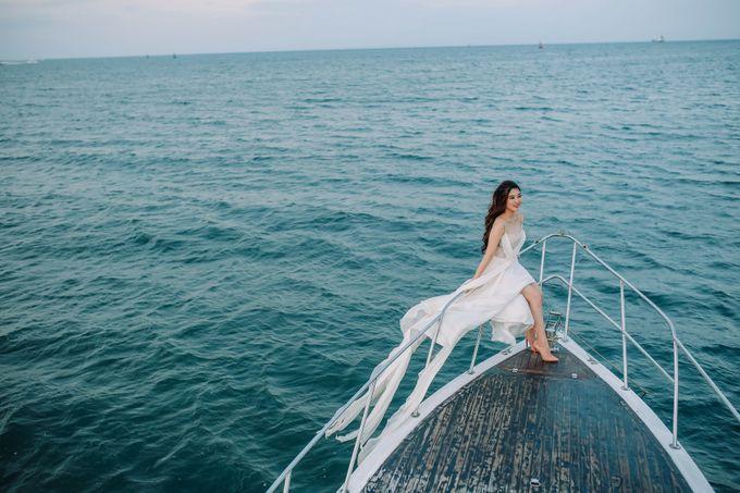 PRE - WEDDING MARVELL & VIONA  BY HENOKH WIRANEGARA by All Seasons Photo - 045