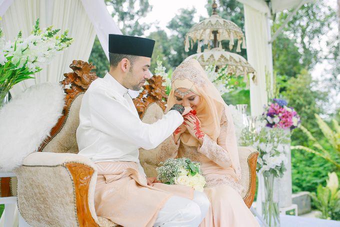 RAIHANA & MOHAMMAD by The Rafflesia Wedding & Portraiture - 041