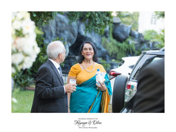 Wedding of Thiyangie & Dilan by DR Creations - 044
