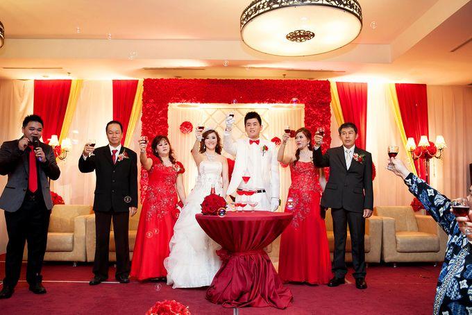 Fery & Nova - Wedding Day by HD Photography - 030