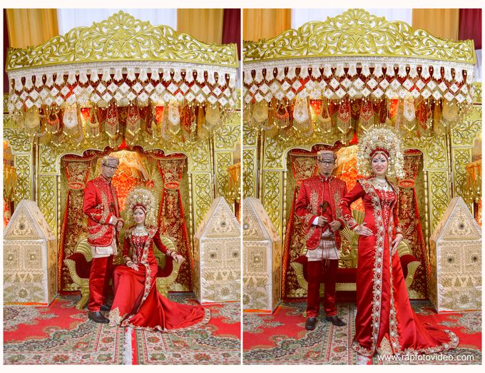 ANDRI dan DILA Kota Padang Panjang by RAP Wedding - 008