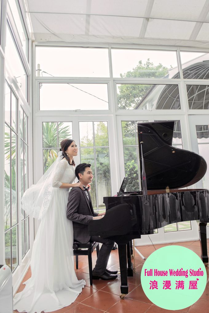Pre-Wedding  Vincent & Samantha by Full House Wedding Studio - 009