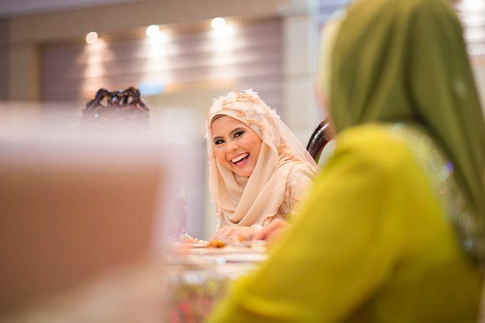 Liyana & Fairuz - Reception by Cubic Foto by PlainPaperpaint Production - 036
