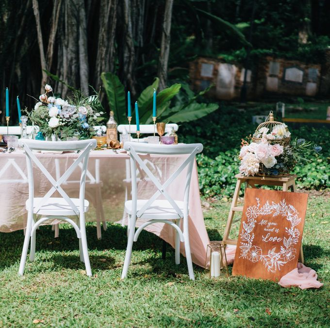 Dreamy and Whimsical Styled Shoot by O'hara Weddings - 017
