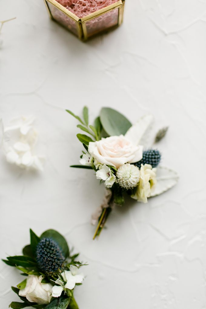 Boutonnieres by The Bloomish Eden - 002