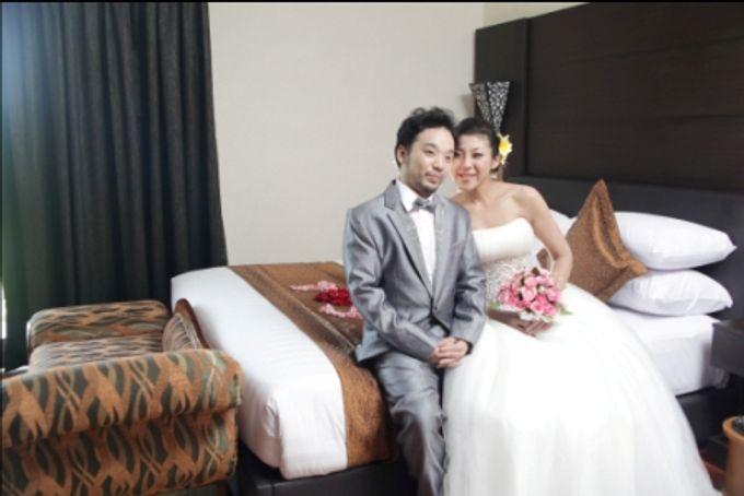 Honeymoon Villa by Flamingo Dewata Chapel and Villas - 003