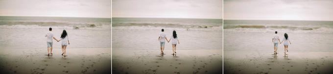 PRE - WEDDING DANIEL & KARINA BY HENOKH WIRANEGARA by All Seasons Photo - 042