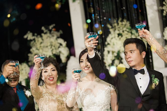 The Wedding of Gerry & Devina by The Wagyu Story - 046