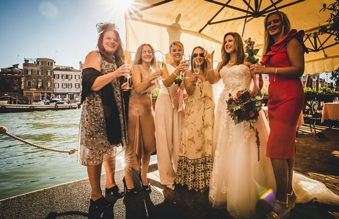 Luxury wedding in Venice by CB Photographer Venice - 011