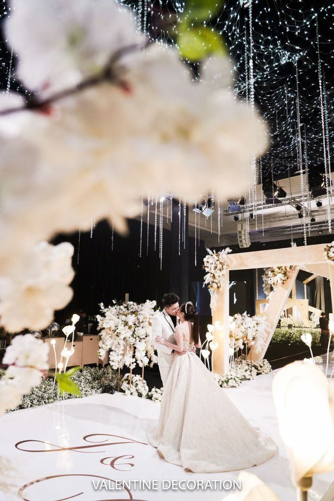 Jason & Devina Wedding Decoration by Valentine Wedding Decoration - 038
