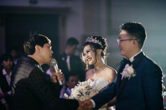 HENDRA & JENNY WEDDING by DHIKA by MA Fotografia - 046