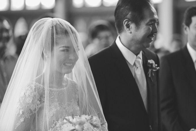 Tomas & Asti Jakarta Wedding by Ian Vins - 026