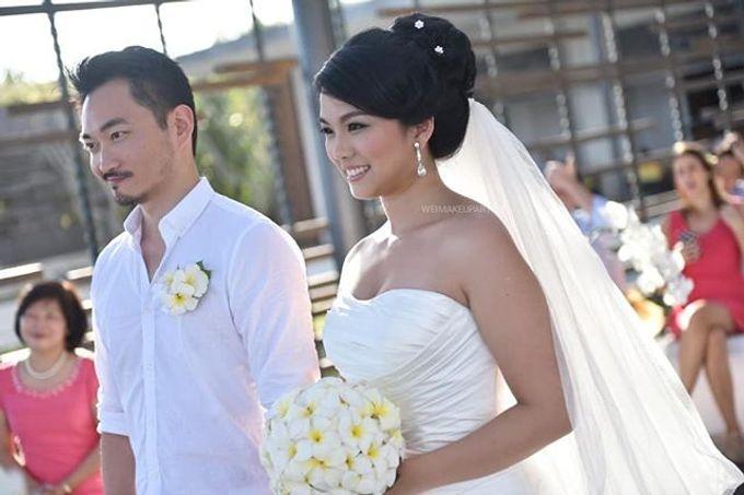 Wedding Makeup by Wei Makeup Artist - 006