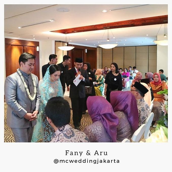 Bilingual Wedding of Fany & Aru by MC Wedding Banna - 002