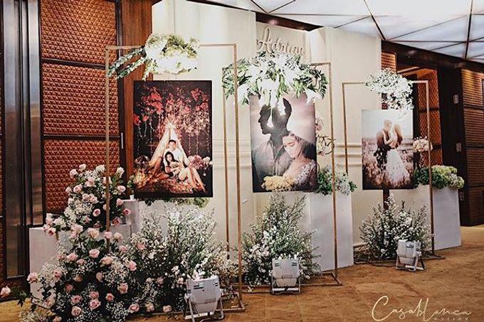 Wedding of Adrian and Patricia by Casablanca Design - 007