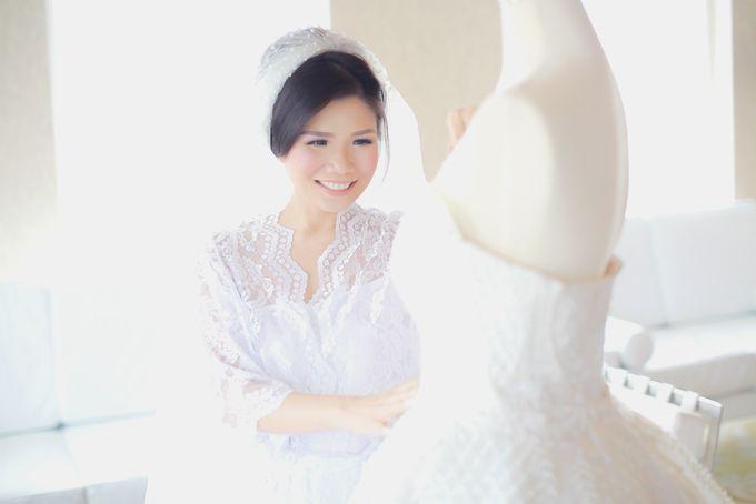 Hari & Liviana Wedding by Irene Jessie - 001