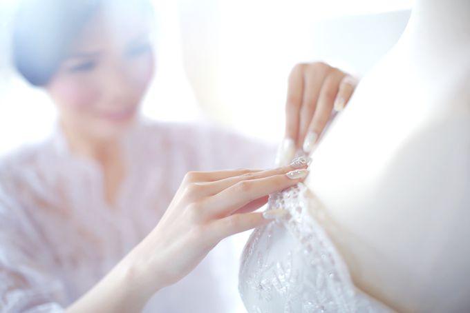 Hari & Liviana Wedding by Irene Jessie - 003