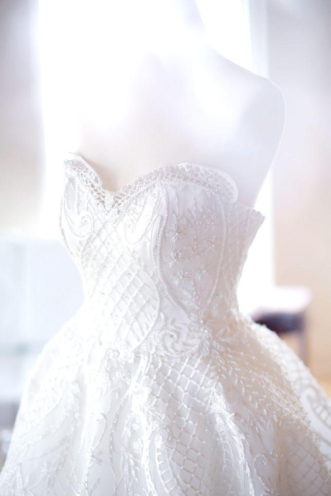 Hari & Liviana Wedding by Irene Jessie - 004