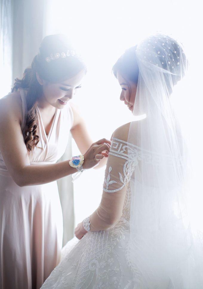 Hari & Liviana Wedding by Irene Jessie - 009