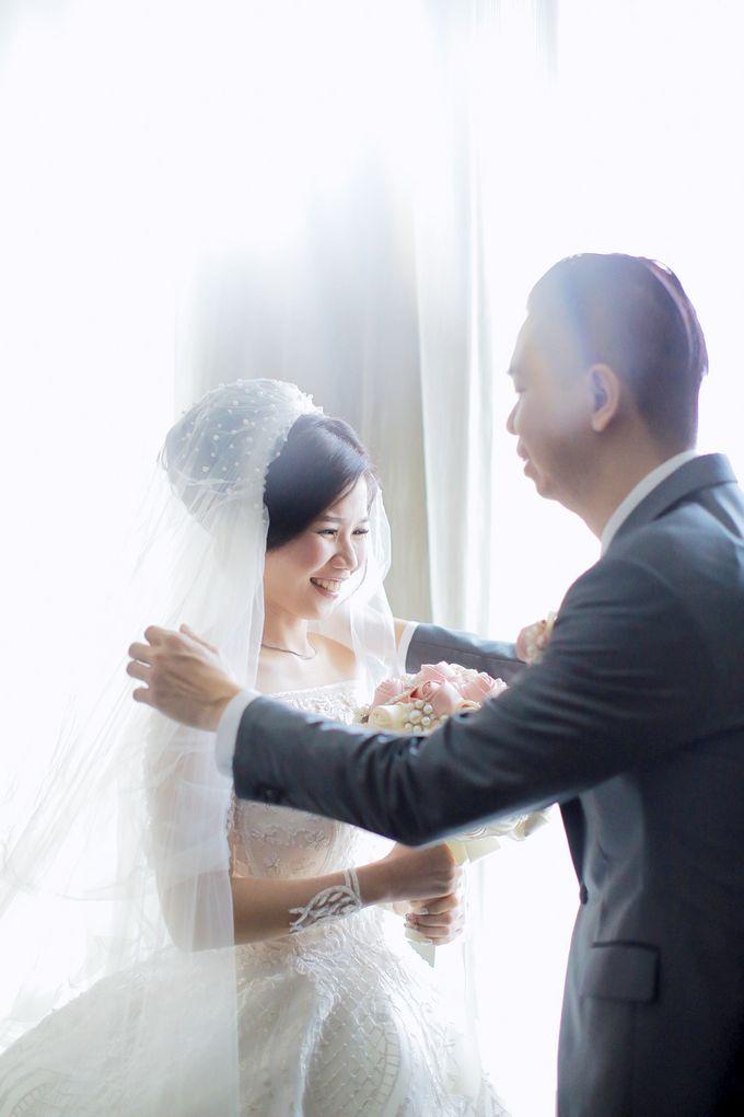 Hari & Liviana Wedding by Irene Jessie - 012