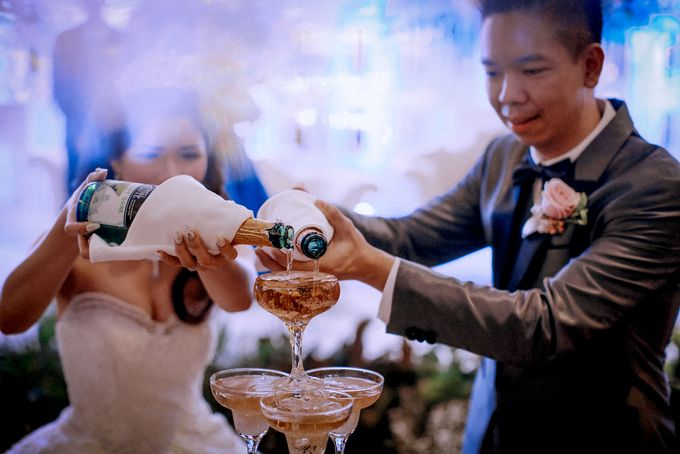 Hari & Liviana Wedding by Irene Jessie - 017